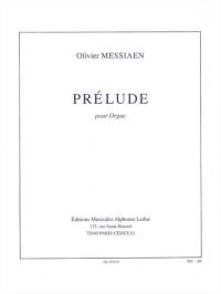 Messiaen: Prélude
