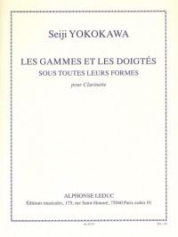 Seiji Yokokawa: Scales And Fingerings In All Their Forms