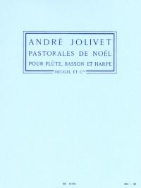 André Jolivet: Pastorales De Noël