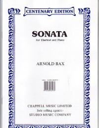 Arnold Bax: Sonata for Clarinet and Piano