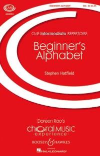 Hatfield, S: Beginner's Alphabet