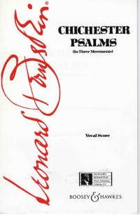 Bernstein, L: Chichester Psalms