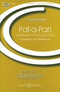 Whittemore, J: Pat-a-Pan