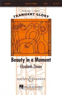 Ziman, E: Beauty in a moment