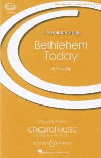 Wu, M: Bethlehem Today