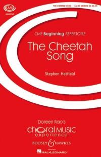 Hatfield, S: The Cheetah Song