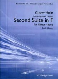 Holst, G: Suite Nr.2 in F (Young Band)
