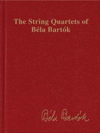 Bartok, B: String Quartet No. 6