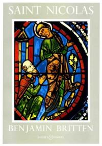 Britten, B: Saint Nicolas op. 42