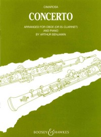 Cimarosa, D: Concerto for Oboe and Strings