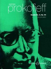 Prokofiev: Flute Sonata in D op. 94