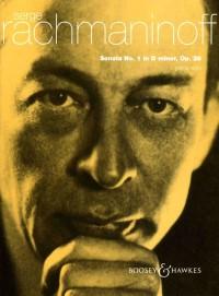 Rachmaninoff, S: Sonata No. 1 in D minor op. 28