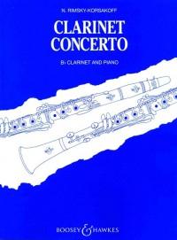Rimsky-Korsakov, N: Clarinet Concerto