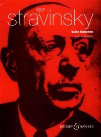 Stravinsky, I: Suite Italienne
