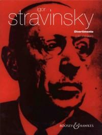 Stravinsky, I: Divertimento
