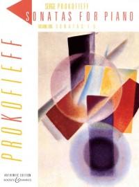 Prokofieff, S: Piano Sonatas Vol. 1