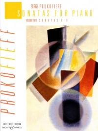 Prokofieff, S: Piano Sonatas Vol. 2