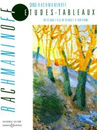 Rachmaninoff, S: Etudes-Tableaux op. 33 und 39