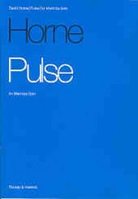 Horne, D G: Pulse