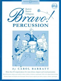 Barratt, C: Bravo! Percussion Vol. 2