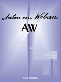 Anton Webern: Langsamer Satz