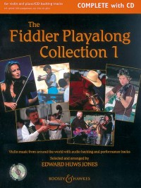 The Fiddler Playalong Collection Vol. 1