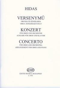 Oboe Concerto (oboe & piano)