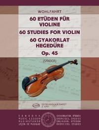 60 Studies for Violin