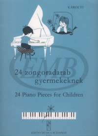 24 Piano Pieces for Children