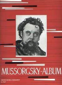 Mussorgsky: Album for piano