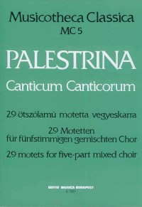 Canticum Canticorum (voices)