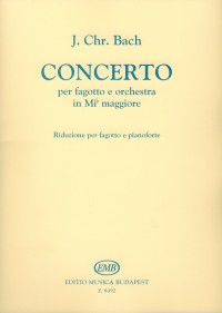 Concerto in E flat major for bassoon and