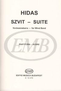 Suite (wind band) (score)