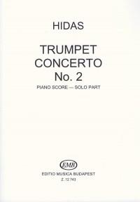 Trumpet Concerto No.2 (trumpet & piano)