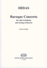 Hidas: Baroque Concerto