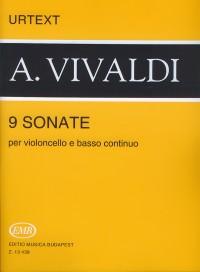 Vivaldi: 9 Sonatas