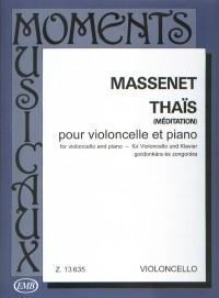 Thais (Meditation) (cello and piano)