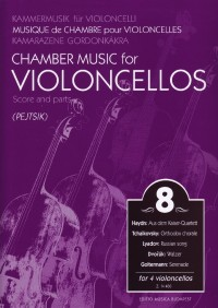 Chamber Music for Violoncellos Volume 8