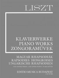 Hungarian Rhapsodies (12-21) (Paperback)