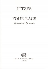 Four Rags for piano