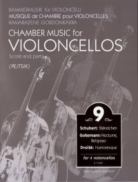 Chamber Music for Violoncellos Volume 9