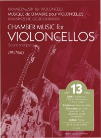 Chamber Music for Violoncellos Volume 13