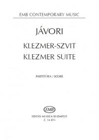 Jávori: Klezmer Suite