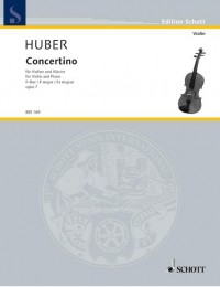 Huber, A: Concertino F major op. 7