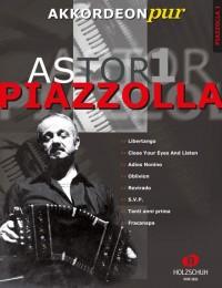 Hans-Günther Kölz: Akkordeon Pur Astor Piazzolla