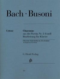 Bach/Busoni: Chaconne from Partita no. 2