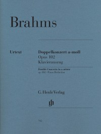 Brahms, J: Double Concerto op. 102
