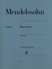 Felix Mendelssohn Bartholdy: Piano Trios