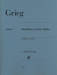 Grieg, E: Complete Lyric Pieces