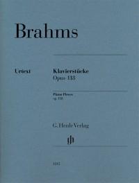 Brahms, J: Piano Pieces op. 118, no. 1-6
